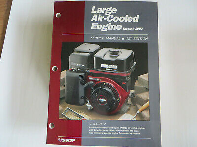 Intertec Manual Large Air-cooled Engine Through 1992 384 Pages