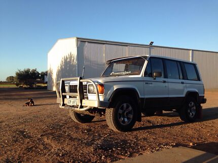 1988 holden jackaroo 4x4 Angle Vale Playford Area Preview