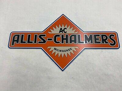 Allis Chalmers Aftermarket Sign