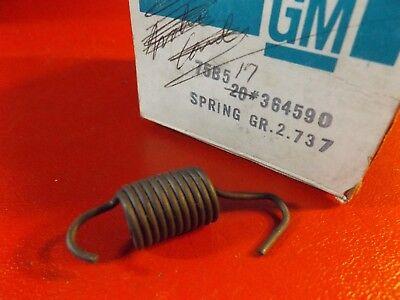 NOS GM 1975-1989 Chevrolet Pontiac headlamp adjusting spring 364590 Monte Carlo