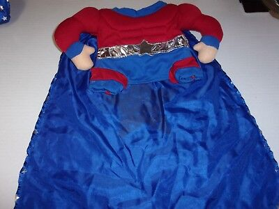 Muscle Mutt Super Hero dog costume pet dress up Petco halloween XS  XL  - Super Dog Halloween Costume