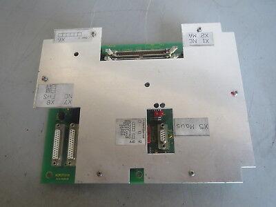 Traub Circuit Board Sachnr 220400 Ropolronic 31010009103 Lot Traub -5 Remi