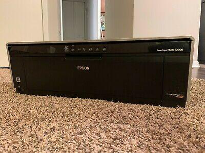 Epson Epson Stylus Photo R2000 Inkjet Printer (B472A) -