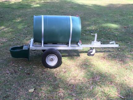 Portable Stock trough with Water Tank Buccan Logan Area Preview