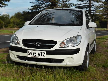 2008 Hyundai Getz Hatchback Salisbury Area Preview