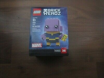 LEGO 41605 BrickHeadz 036 Marvel Thanos 2018