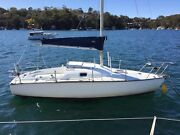 Yacht Tasman 22 Cronulla Sutherland Area Preview