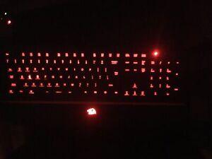 Red dragon K502 gaming RGB keyboard