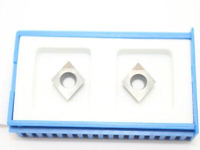 2pcs New Cbn Ccgt09t304 Cbn Diamond Cnc Blade Insert High Quality