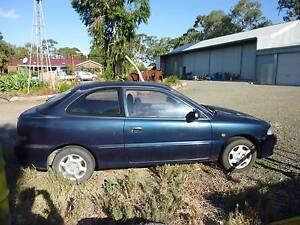 1998 Hyundai Excel Hatchback Keyneton Mid Murray Preview