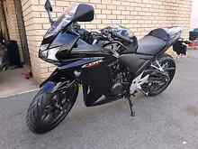 Low2013 Honda CBR500ra (ABS) low low low kms Kenwick Gosnells Area Preview