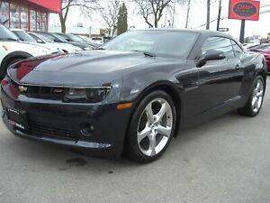 2014 Chevrolet Camaro LT RS *Sunroof* *LOW LOW KM*