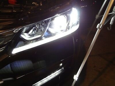 16 17 Accord LED switchback front turn signal set. Includes 2 free plate lights! (Led Turn Signal Set)