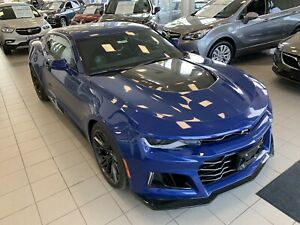 Brand New ZL1 -  We just  have one more coming!!! MANUAL TRANS