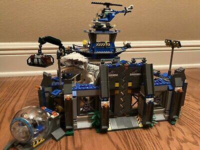 LEGO JURASSIC WORLD SET 75919 INDOMINUS REX BREAKOUT COMPLETE!! BOX, N ALL!!