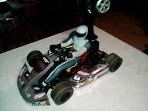 Rc brush less go-cart thunder tiger as new Kings Park Brimbank Area Preview