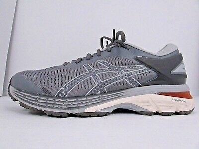 bac477437ba22 WOMEN S ASICS GEL KAYANO 25 size 10 (D) WIDE !WORN AROUND 3 MILES! RUNNING !