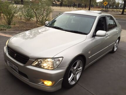 2002 Lexus is300 sports luxury Taylors Lakes Brimbank Area Preview
