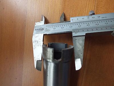 Diamond Drill Bit Core Boring Diameter 1 14 Inch Concrete Drill 14.5 Long