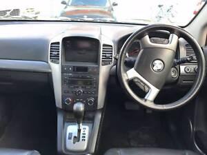 2007 Holden Captiva Wagon AUTO / 7 SEATER