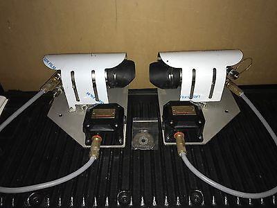 Drger Polytron Pulsar Gd8 Open Path Gas Detector Set New