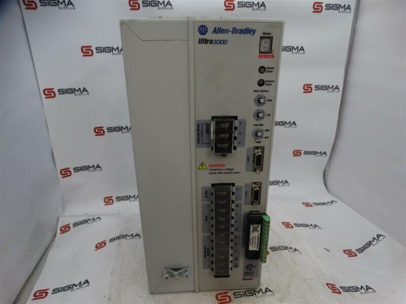 Allen-Bradley Ultra 3000 2098-DSD-HV100-SE High Voltage Drive