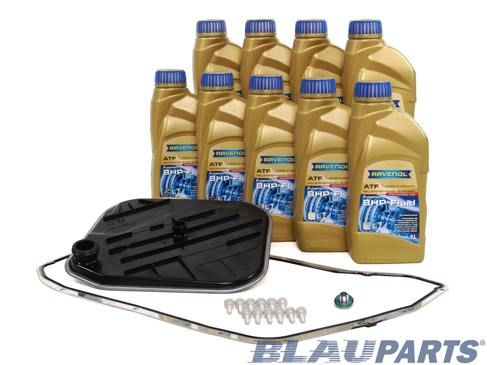 ATF Filter Change Kit - Compatible with 2012-17 Audi A7 - 8 Speed