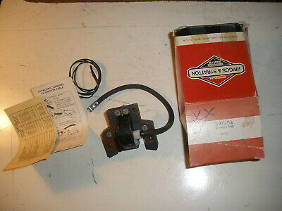 Briggs Stratton Gas Engine Armature 397358 New Old Stock Vintage