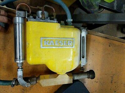 Kaeser Automatic Compressed Air Receiver Tank Moisture Drain Amd6550
