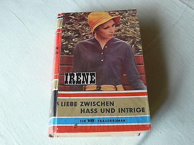 IRENE - Liebe zwischen Haß und Intrige - Paul Feldmann Verlag - Leihbuch