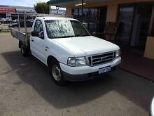 2004 Ford Courier Ute TRAY LIKE HILUX free 12 MONTH WARRANTY Burswood Victoria Park Area Preview
