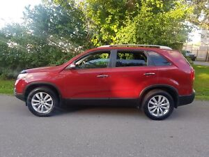 2011 Kia Sorento LX AWD Heated seats,Bluetooth,P.group 4WD CERTI