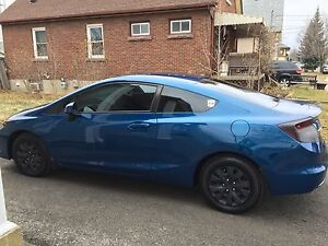 2012 Honda Civic , No Tax, No Accidents