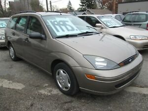 2004 Ford Focus SE - Wagon - ONLY 66,000 klm's.!