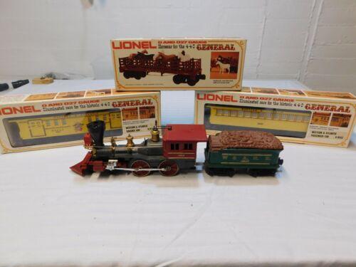 Lionel General Train Set