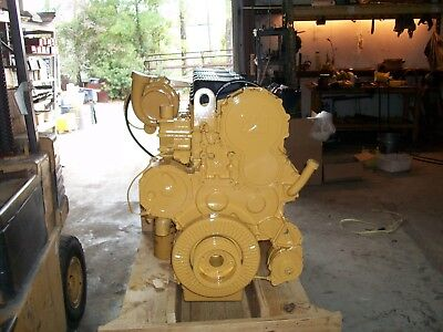 Reman Caterpillar 3406e C-15 6nz5ek1lw 2ws Sns 425- 650 Hp Truck Engines
