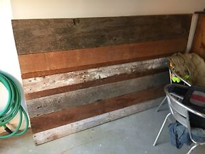 reclaimed barn wood 100 years old Oakville / Halton Region Toronto (GTA) image 1