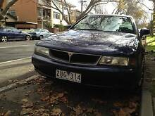 2000 MITSUBISHI MAGNA WITH 11 MONTHS REGISTRATION FOR SALE !!! Elwood Port Phillip Preview