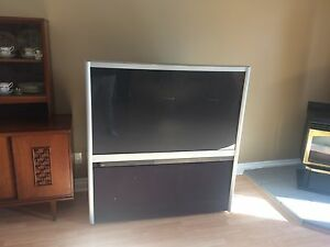 "50"" Cathode Ray TV"