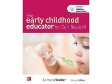The Early Childhood Educator for Certificate III Redcliffe Redcliffe Area Preview