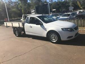 2011 Ford Falcon FG Ute - Auto - Bluetooth - Driveaway Cleveland Redland Area Preview