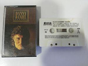 DANNY-DANIEL-SUENOS-CINTA-TAPE-CASSETTE-1991-ESPECTACULAR-SPAIN-ED
