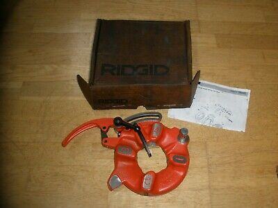 Ridgid 97080 815a Bspt Self-opening British Universal Die Head 18-2 Pipe 14-2
