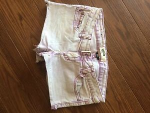 Light purple Shorts