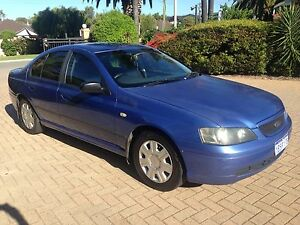 2003 Ford Falcon Sedan Mount Hawthorn Vincent Area Preview