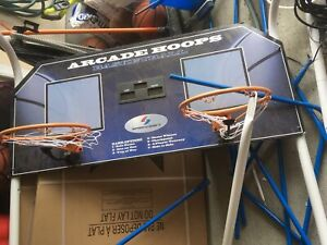 Basket ball arcade hoops