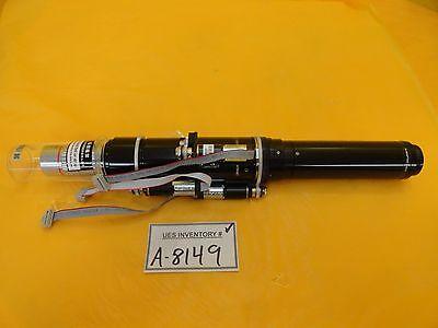 Mitutoyo 378-802-6 Motorized Microscope Objective Navitar 1-51170 1-6015 Used