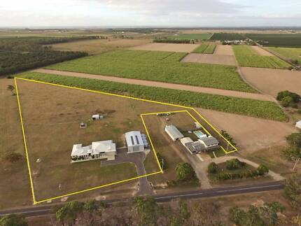 HUGE 20m x 12m HIGH CLEARANCE SHED, 2.77 HA, MUST TO INSPECT Meadowvale Bundaberg Surrounds Preview