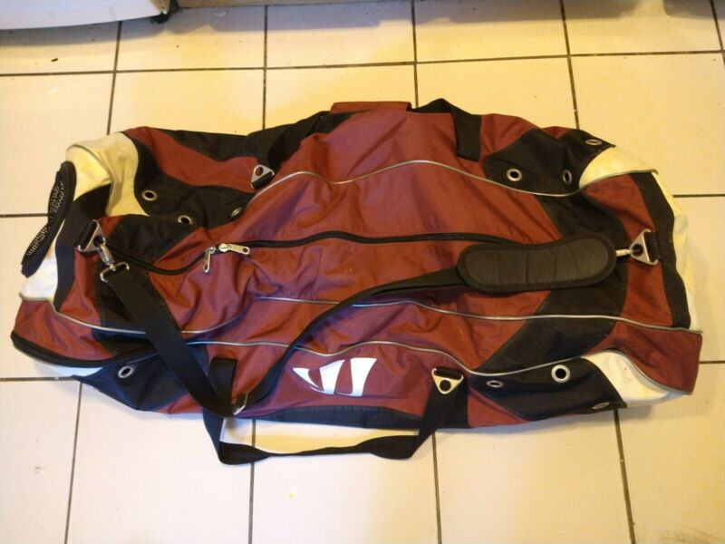 Warrior Lacrosse Gear And Stick Duffle Bag