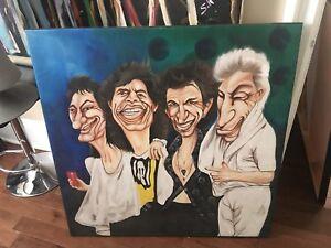 Large Unique Artwork Paintings For Sale